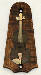 Custom Truss Rod Cover - Phoenix